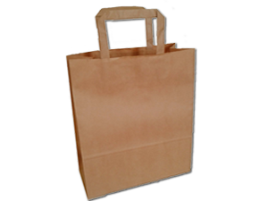TAKE AWAY PAPER BAG