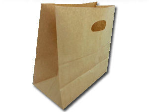 TAKE AWAY FOOD PAPER BAG