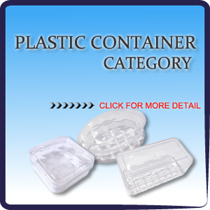 CLEAR COOKE CONTAINER