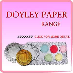 COLORFUL LACE PAPER